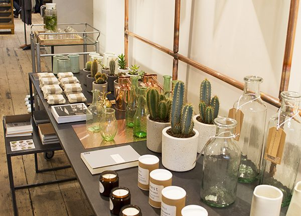 TOAST Botany Pop Up Notting Hill Curate and Display Blog