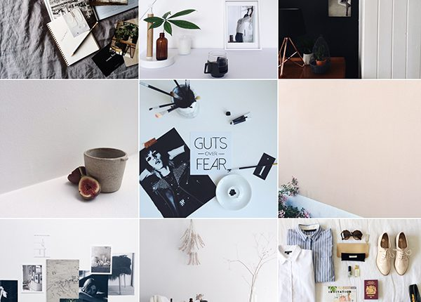 Curate & Display Blog Instagram Photo Grid 2015