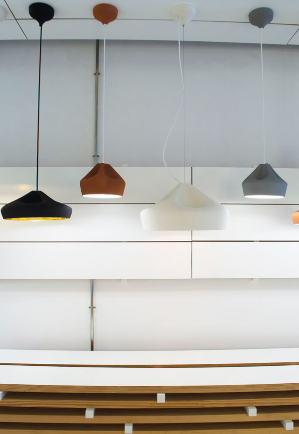 Marset Pleat Box Lights Sunny Design Days Tour Barcelona