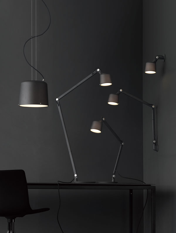 New minimalist lighting collection by Vipp