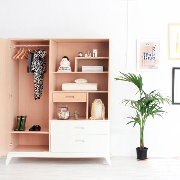Looking for some contemporary kids room inspiration? Look no further than Nubie,  one-stop design shop for furniture and kids room accessories.