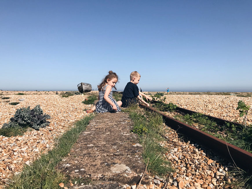 Dungeness Kent, shingle beach, The Fifth Continent, coastal wilderness, Kent coast