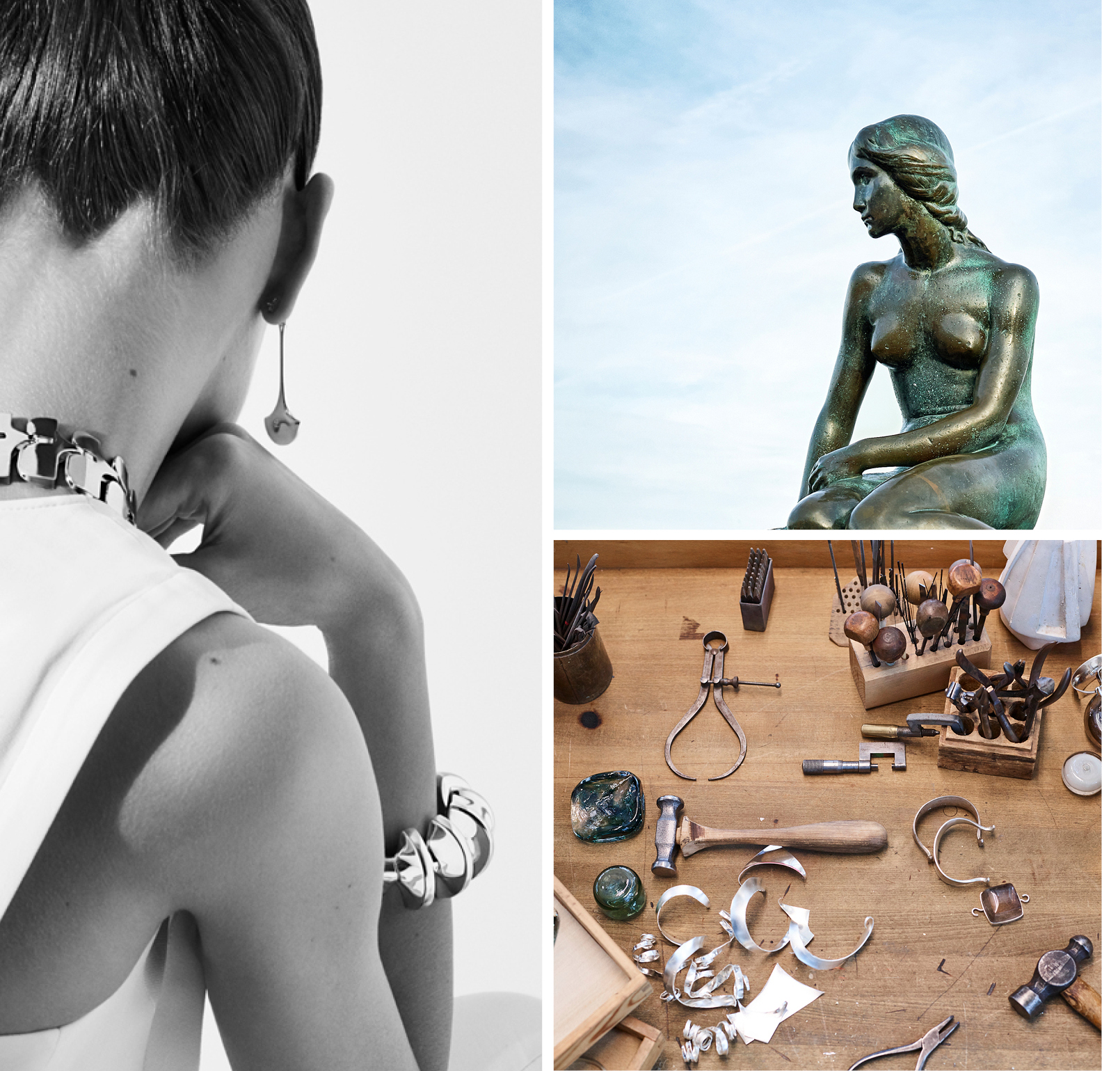 Chance to win a trip for two to Copenhagen with Georg Jensen
